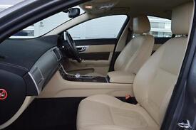 Jaguar XF D LUXURY (grey) 2012-03-01