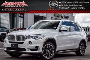2015 BMW X5 xDrive35i Nav Leather PanoSunroof Keyless_Go H/K A