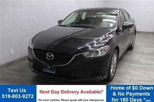 2014 Mazda MAZDA6 GX-SKYACTIV w/ NAVIGATION! ALLOYS! HEATED SEAT
