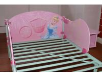 Disney Princess Toddler/Kids Bed