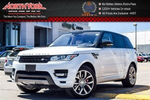 2016 Land Rover Range Rover Sport V8 Supercharged Autobiography 