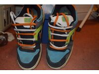 Nike mens trainers size 8