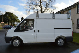 2008 Ford Transit – ONLY 65K Miles Council Owned from New, Outstanding Condition