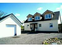 4 bed country house. Ochiltree