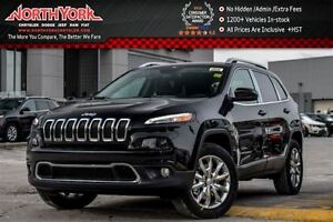 2017 Jeep Cherokee New Car Limited|4x4|HtdFrontSeats|RearCam|R-S
