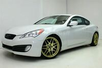 2010 Hyundai Genesis Coupe 2.0L Turbo! Look Unique!