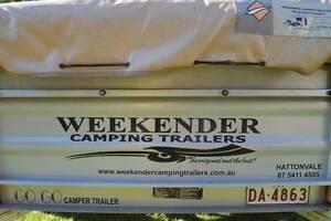 "2010 Go Go ""Weekender Camping Trailer"" Emerald Central Highlands Preview"