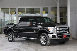 2015 Ford F-250 XLT Crew Western Edition 6.7 Dsl One Owner