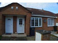 One bedroom bungalow palmersville £430pcm
