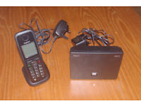Gigaset Cordless phone A510 plus Gigaset N300 IP DECT base