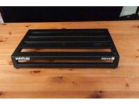 Pedaltrain Nova 24 guitar pedalboard