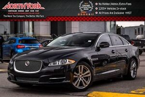 2014 Jaguar XJ AWD|Nav|Pano_Sunroof|Meridian Sound|Massaging Frn