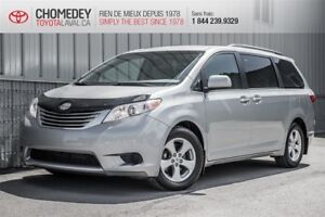 2016 Toyota Sienna FWD LE 8 PASSAGERS FULL LE 8 Passenger