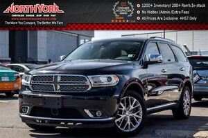 2015 Dodge Durango Citadel|AWD|CleanCarProof/1-Owner|Tech Pkg|Na