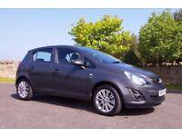EXCEPTIONAL - Only 3124 MILES Corsa 1.7 Diesel 5 Door Hatchback