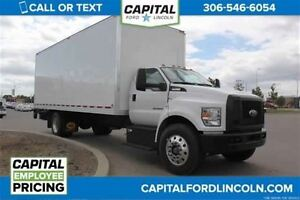 2016 Ford F-750 Day Cab - Delivery