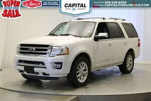 2016 Ford Expedition Limited 4WD **New Arrival**