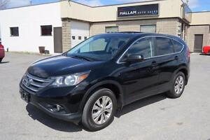 2013 Honda CR-V EX Sunroof, Back up Camera,  Heated Seats