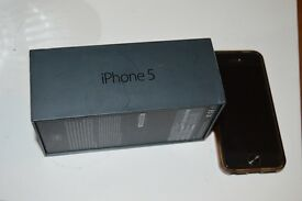 unlocked iPhone 5 for sale: Good condition