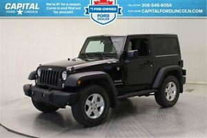 2014 Jeep Wrangler Sport Convertible **New Arrival**