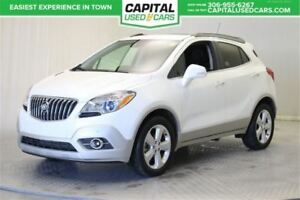 2015 Buick Encore **ACCIDENT FREE**AWD**LEATHER**HEATED STEERING