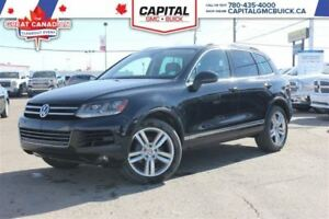 2013 Volkswagen Touareg Execline AWD 3.6L SUNROOF 20 WHEELS 73K