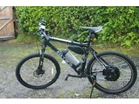 Electric bike for sale ��800