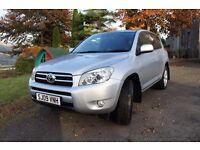 RAV4 Toyota Excellent condition 71k Diesel