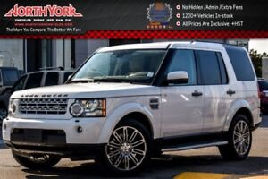 2011 Land Rover LR4 LUX|4X4|TriPaneSunroof|Nav.|Leather|harman/k