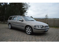 Volvo V70 D5 SE Auto – 1 owner, Fully Documented Service History Fantastic Car