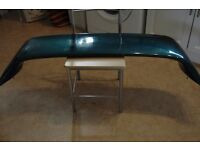 Cavalier Turbo spoiler, will fit most saloons / hatches.
