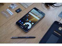 Samsung Galaxy Note 3 * 32 GB * Unlocked * Black * Smartphone * L@@K *