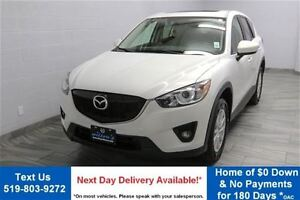 2014 Mazda CX-5 AWD GS-SKYACTIV! SUNROOF! REVERSE CAMERA! HEATED