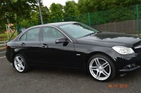 Mar 2012 Mercedes C-Class SE CDI BLUEEFFICIENC