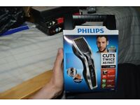 Philips brand new mens hair and beard trimmers