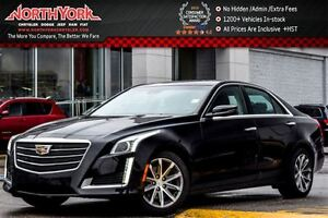 2016 Cadillac CTS Luxury Collection AWD|Seating,DrvrAwarePkgs|Su