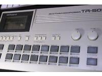 Vintage Roland TR505 drum machine