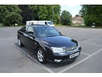 2007 FORD MONDEO WITH PARKING SENSORS CLIMATE CONTROL AND ALLOYS