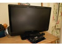 "BUSH 24"" Full HD 1080p Digital LCD TV/DVD Combi"