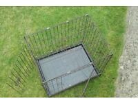 Dog cage, pet cage, dog crate