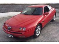 Alfa Romeo GTV 2.0 Twin Spark 16V 1998 Pininfarina