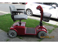 MAX 4 wheel scooter