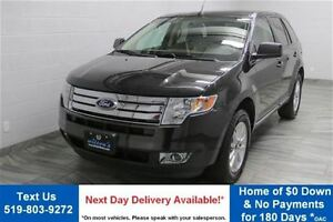 2010 Ford Edge SEL w/ LEATHER! SUNROOF! ALLOYS! HEATED SEATS! PO