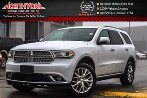 2015 Dodge Durango Citadel 4x4|7-Seater|Tech Package|Nav|Sunroof