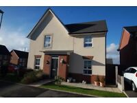 Manchester- Room to let in new build 4 bed detached house close to Metrolink and Motorway