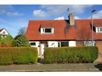 Lovely 3 bedroom semi-detached house with large garden for sale in Dyce