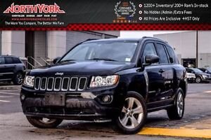 2013 Jeep Compass North 4x4 CleanCarProof A/C Cruise Pwr Options
