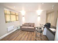 2 double bedroom ground floor shop converted apartment in the heart of Islington,