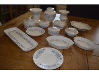 Wedgwood Pottery 'Angela Range' Collectables x 14