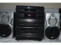 Sony HiFi Stereo system LBT-A190 with Turntable PS-LX56P